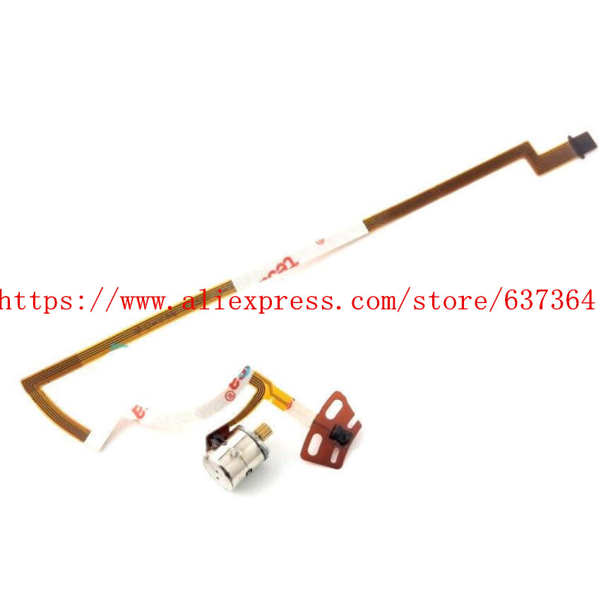 Nouveau câble flexible d'ouverture d'objectif pour TAMRON SP 150-600mm 150-600mm f/5-6.3 Di VC USD avec caméra à moteur (connecteur Canon)