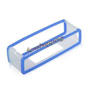 Image 5 - Yeni Moda TPU Yumuşak silikon kılıf Bose SoundLink Mini bluetooth hoparlör Silika jel Koruma Seyahat Çantası hoparlör kutusu