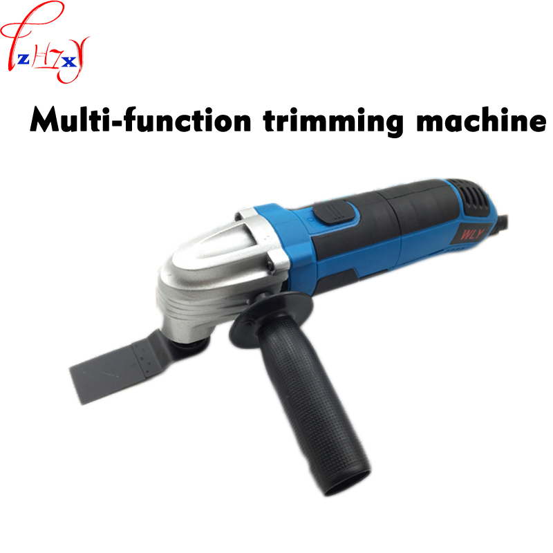 Multi-Function Electric Saw DIY woodworking tools electric perforator cutter  home renovation trimming machine 220V 300W 1PC mini table saw multi function woodworking saw circular saw diy cutting machine for wood pcb
