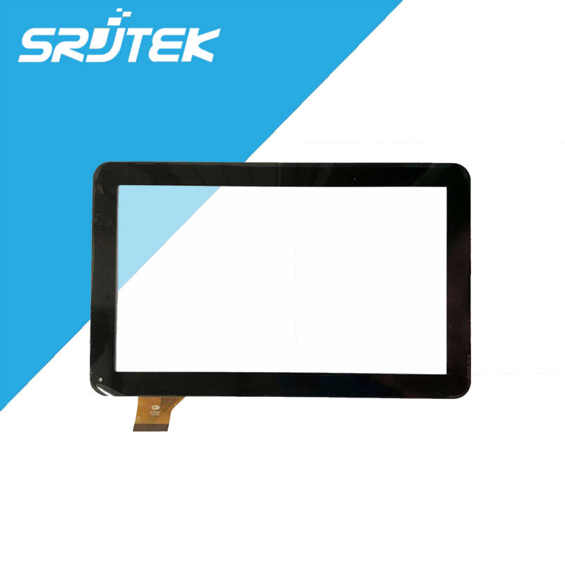 FM102101KA 10.1 Touch Screen Diigitzer Sensor Outer Glass Tablet PC Black Replacement Parts