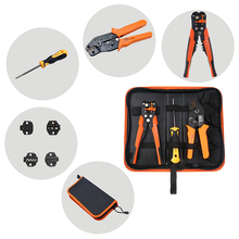 0.2-0.6mm wire strippers stripper tool mini electrical pliers cable cutters tools crimping plier stripping multitool function