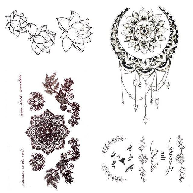 4000+ Gambar Bunga Henna HD Paling Baru