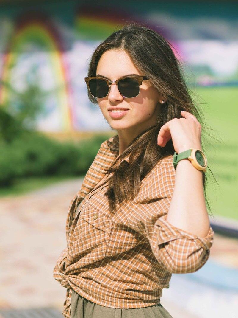 wooden watches  sunglasses bobo bird brand (3)