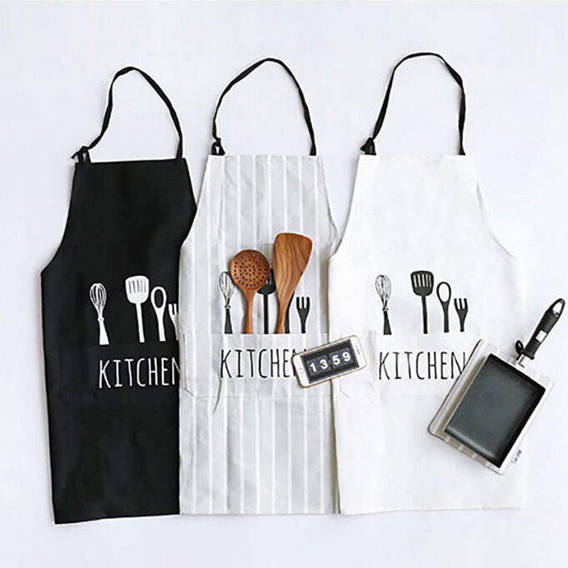 Cotton Kitchen Aprons