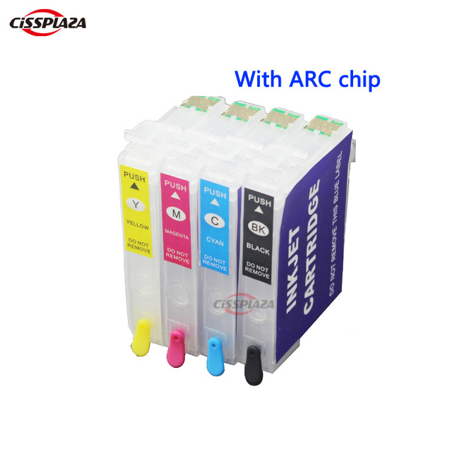 2991 29 29XL Refillable ink cartridge for Epson XP235 XP332 XP335 XP432 XP435 xp247 xp245 xp445 printer with auto reset chip