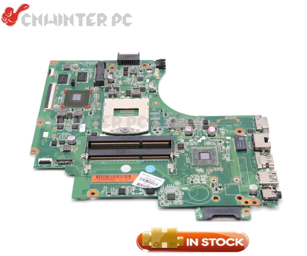 NOKOTION Laptop Motherboard For HP 14-D 14-D101TX MAIN BOARD GT820M graphics 755185-001 755185-501