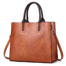 New Fashion Leather Handbags Big Women Bag High Quality Casual Female Bags Trunk Tote Brand Shoulder Bag Ladies Large Bolsos все цены