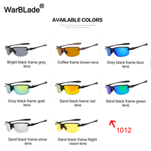 Polarized Men Sunglasses Fashion Gradient Male Driving Glass UV400 Pola