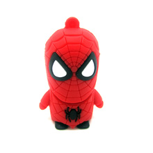 Usb 64GB 128GB Flash Drive 2.0 Superhero Pen Drive 8GB-512GB Flash Card 1TB 2TB