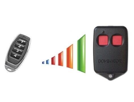 After market dominator thx4 remote dominator 315mhz rolling code dominator garage door openers - Rolling code garage door remote ...