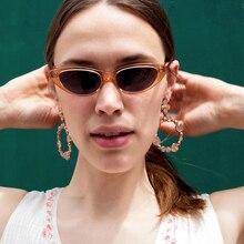 Winla Fashion Design Cat Eye Sunglasses Women Sun Glasses Classic Gafas Elegant Shades For Lady Female Eyewear UV400 WL1184
