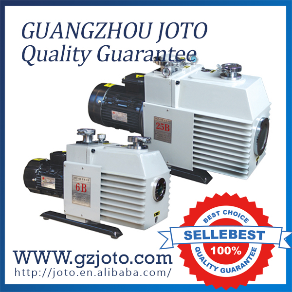 220V/50HZ Direct Two-stage Rotary Vane Air Vacuum Pump 0.55KW Air Suction Pump