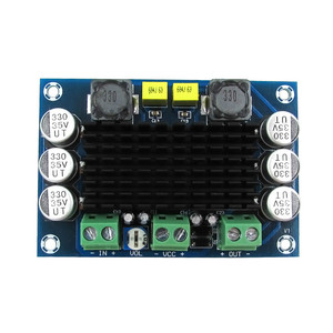 Image 2 - AIYIMA TPA3116D2 מונו דיגיטלי אודיו מגבר לוח Class D 100 W מגברי DC12 26V DIY XH M542 HIFI Amp מודול
