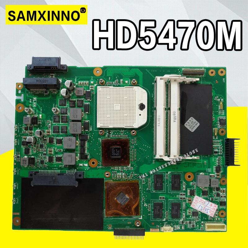 K52DR Carte Mère HD5470M Pour ASUS A52DE K52DE A52DR K52D Mère d'ordinateur portable K52DR Carte Mère K52DR Carte Mère test 100% OK