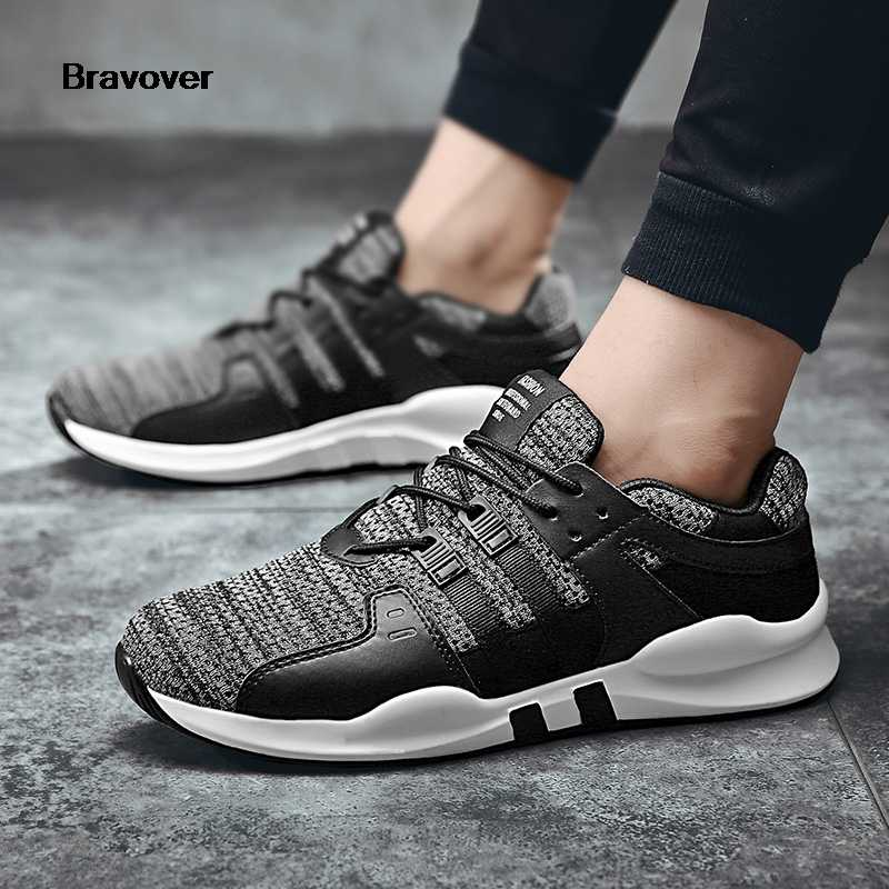 887e7242c98f Hot Sale Men Sneakers Breathable Running Shoes For Men Comfortable Outdoor  Sport Shoes Jogging Athletic Shoes