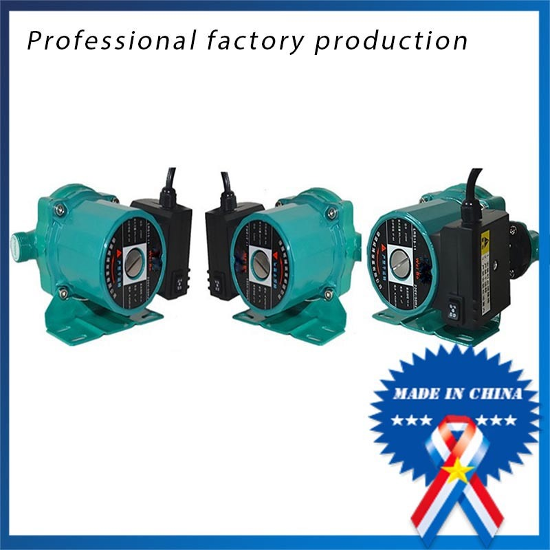 9.19230W water pressure booster pump for shower 100w 220v shower booster water pump