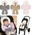 Infantil Do Bebê Do Assento de Carro Almofada Esteiras Crianças Carrinhos Carrinho De Bebê Cabeça Acessórios de Apoio Pad Crianças Cadeira de Assento de Proteção Do Corpo