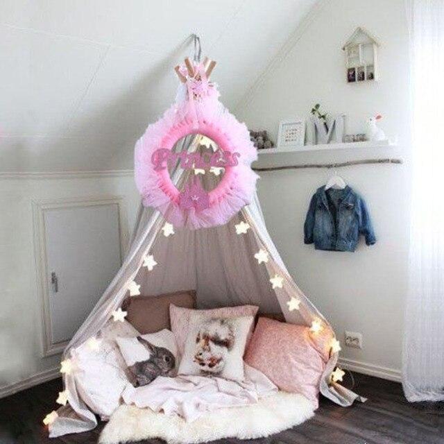 Aliexpresscom Buy 1 pcs Baby Room Decor Pink or Blue Princess