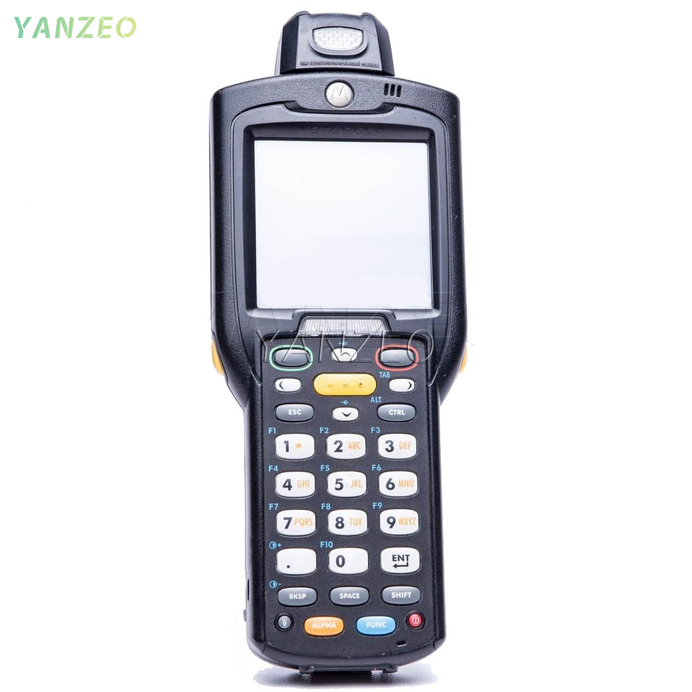 MC3190 MC3190-RL2S04C0A For Motorola Symbol 1D Laser 28Key Computer Barcode Scanner Win CE 6.0