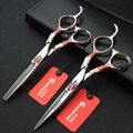 6 Inch Hairdressing Scissors Hair Professional Salon Products Cutting Barber Shears  Hairdresser Tools