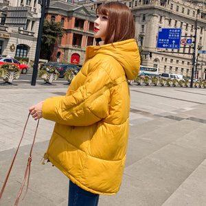 Image 2 - Pinkyisblack 2020 Mode Plus Size 2XL Down Jassen Vrouwen Winter Jas Korte Thicken Warm Katoen Gevoerde Winter Jas Vrouwen Jas