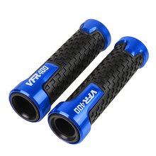 MOTORCYCLE ACCESSORIES HANDLEBAR MOTOCROSS EASY 7/822MM ALUMINUM 1 PAIR GRIPS FOR HONDA VFR400 NC30 VFR750 800