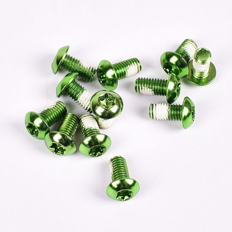 Rotor Screw Bolts Steel Alloy T25 Disc Components Cycling High quality