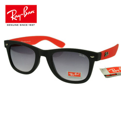 2018 new original RayBan Plastic Farme Glassess men's / women's RayBan sunglasses hiking glasses
