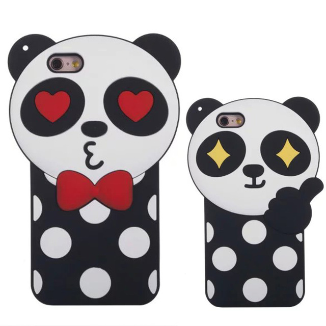 super popular 4d5c9 82883 US $6.58 |Cute KongFu Panda Couples Case Gift for BF GF soft silicone case  For Iphone 5 5s/5c/6 6s/6plus 6splus on Aliexpress.com | Alibaba Group