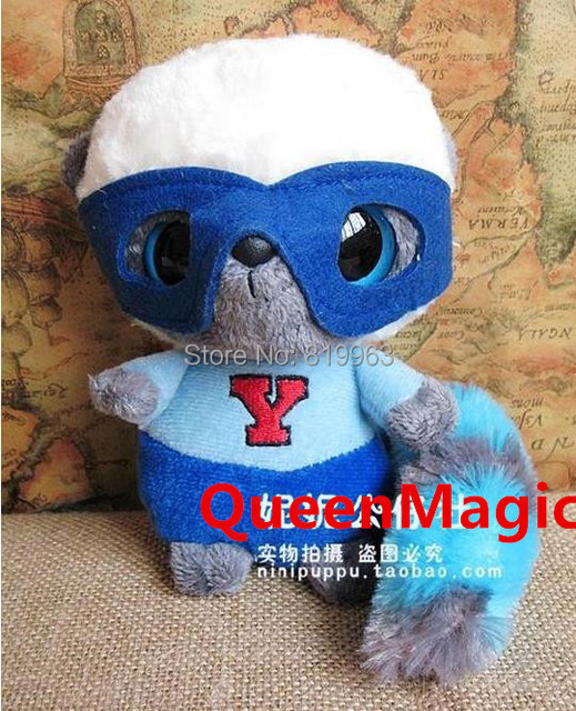 "New Arrival Korean style YooHoo Friends Stuffed Plush toy (bush baby) - 5"" Masked Yoohoo,Baby Toy,Gift for Children"