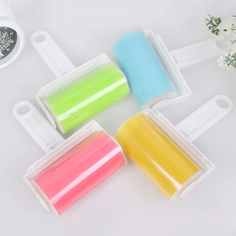 House Clean Tools Washable Sticky Hair Clothes Buddy For Wool Dust Catcher Carpet Sheets Sucking Sticky Dust Drum Lint Rollers