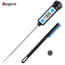 Food-Thermometer Digital Temperature Long-Probe Electronic for Cake-Candy Fry Household