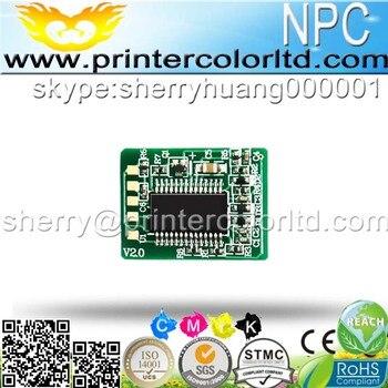 Chip de cartucho de tóner para OKI C9600 9650, 9800, 9850, 9655/43837133/43837134/43837135/43837136/43837131 /43837130/43837129/43837132