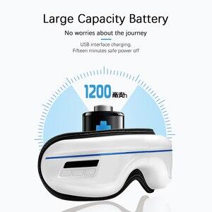 Wireless Electric Eye Massager