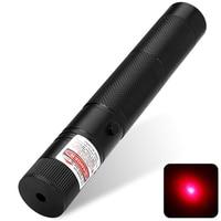Новое поступление Карманный алюминиевый сплав 5 mW 405nm Масштабируемые зеленый красный лазер лазерная указка фонарик для самообороны Stick обор...
