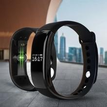 Fulcol смарт-браслет сердечного ритма шаг счетчик фотография Bluetooth Движение носить браслет IP67 глубина водонепроницаемый