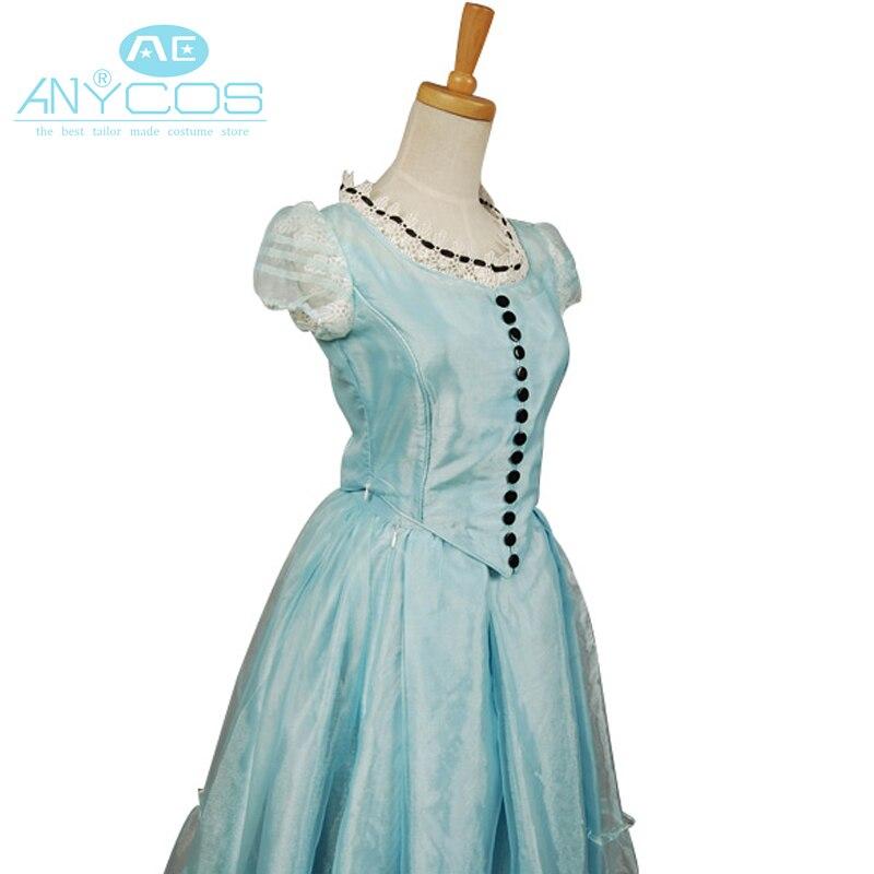 Popular Alice in Wonderland Blue Dress-Buy Cheap Alice in ...