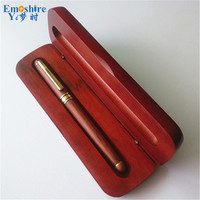 Top Grade Ballpoint Pen Best Quality Roller Ball Pen with Luxury Classic Pencil Box for Stationey Writing Supplies P059