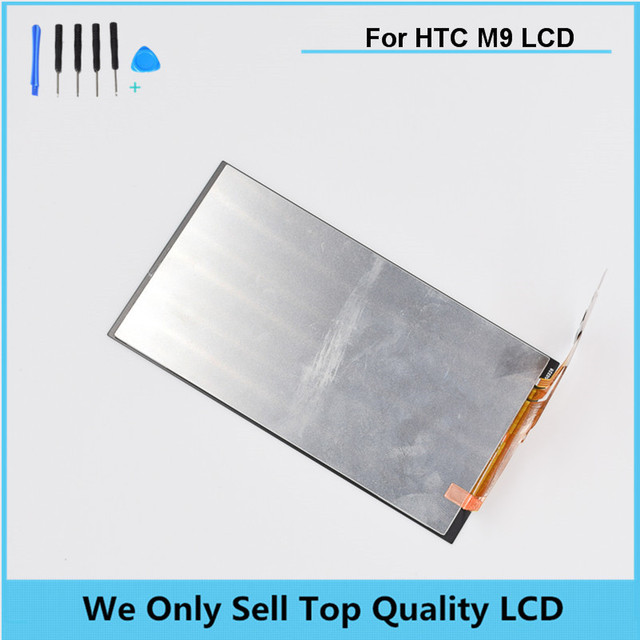 For HTC One M9 LCD Display Screen with Touch Screen Digitizer Assembly Repair Parts Gray Silver Gold Color Free shipping +Tools