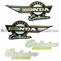 Motorcycle Gas Tank Sticker Decal Fuel Tank Decals For CM125