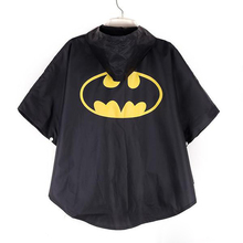 Superhero Raincoat & Costume For Kids