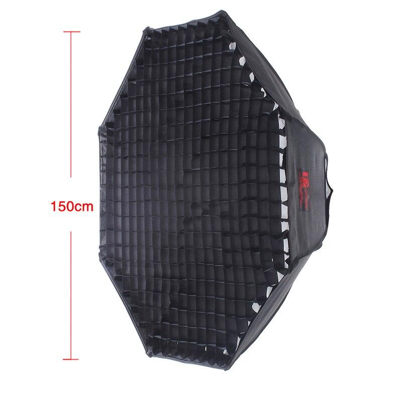 JINBEI EM-150 Grids Soft Box jinbei em 35x140 grids soft box page 9