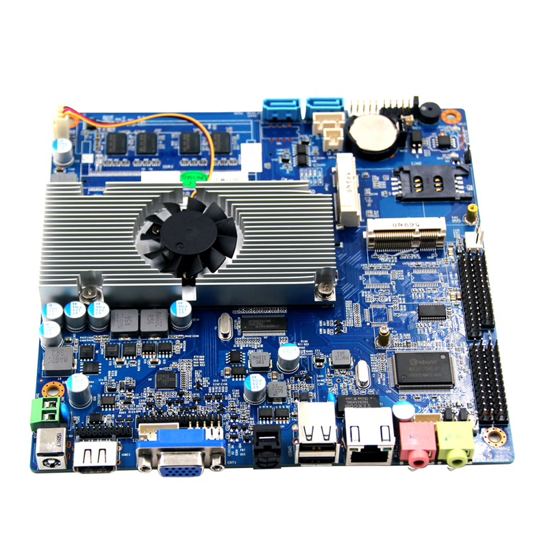 lvds mini itx motherboard high discount mini computer Top2600 motherboard with Integrated Intel GMA3650 Graphics Core