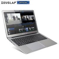 ZEUSLAP 15,6 дюймов 8 ГБ ОЗУ + 128 Гб SSD + 1 ТБ HDD Intel Core i7 6500U Nvdia GT940M Ультратонкий Металл игровой ноутбук компьютер