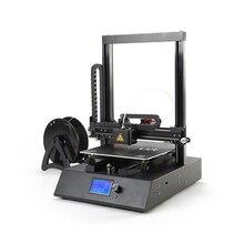FDM 3d принтер легко собрать 360 Вт 24 в блок питания 25 точек автоматическое выравнивание большой размер FDM промышленный класс принт Луна свет лампы