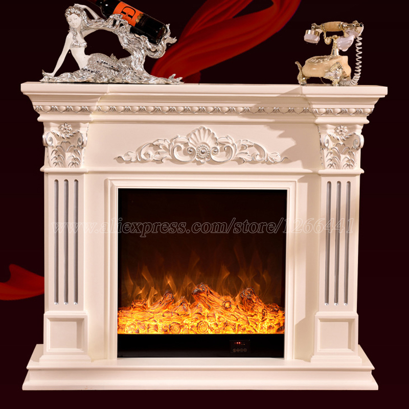 living room decorating warming fireplace wooden mantel