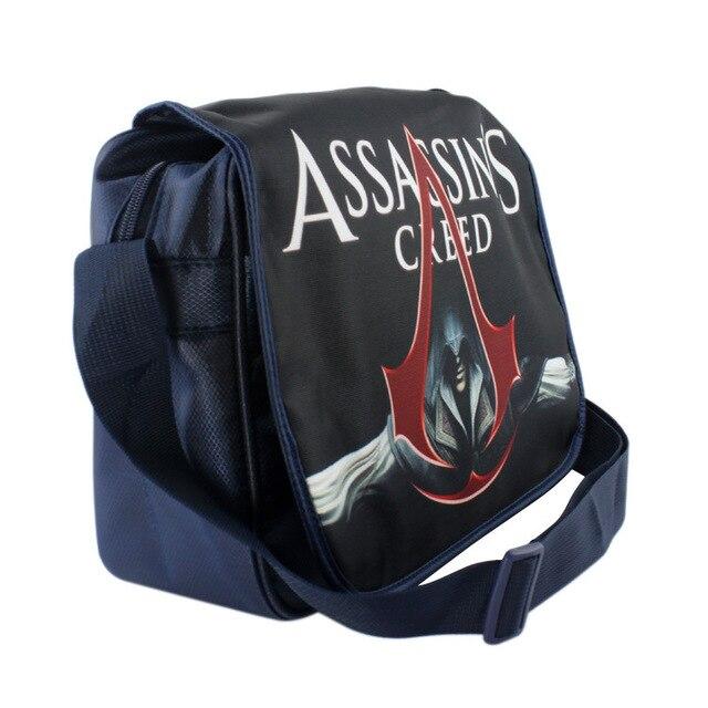 Сумка Assassins Creed материал холст