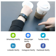 smart watches brand bracelet wristband Bluetooth heart rate message reminder Sleep Monitoring for IOS Android phone