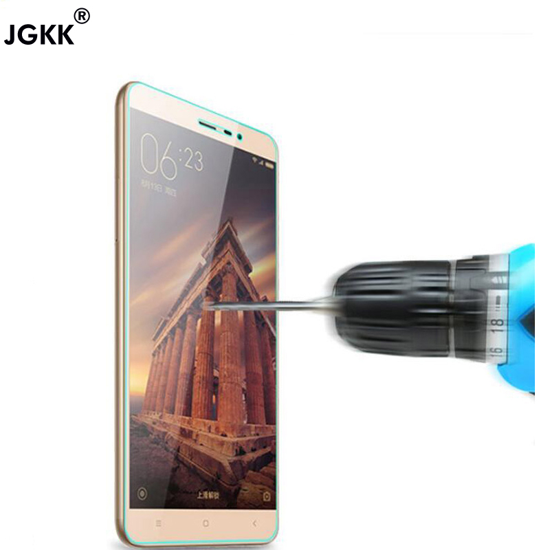JGKK High quality HD for Xiaomi Redmi 3 3s 3x Tempered Glass for Redmi Note 2