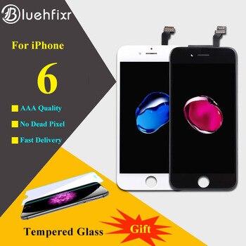 2 pièces 4.7 pouces pour iPhone 6 LCD affichage de remplacement qualité AAA pas de Pixel mort écran tactile numériseur assemblée